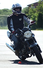 Motorcycle Safety Awareness Month is in May