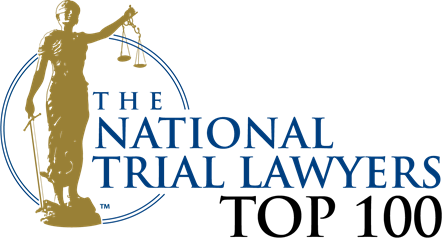 The National Trial Lawyers Top 100 Logo